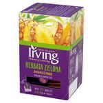 Herbata eksp. IRVING Green - ananas 20 kop. w sklepie internetowym Biurowe-zakupy.pl