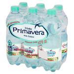 Woda PRIMAVERA 500ml. - gazowana op.6 w sklepie internetowym Biurowe-zakupy.pl