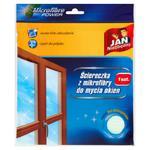 Ściereczka JAN NIEZBĘDNY do okien z mikrofibry w sklepie internetowym Biurowe-zakupy.pl