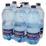Woda PRIMAVERA 1L. - gazowana op.6 w sklepie internetowym Biurowe-zakupy.pl