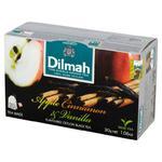 Herbata eksp. DILMAH - jabł.cynamon wanilia op.20 w sklepie internetowym Biurowe-zakupy.pl