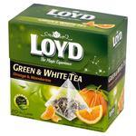 Herbata eksp. LOYD piramid. 20t. Green Orang Manda w sklepie internetowym Biurowe-zakupy.pl