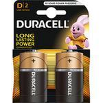 Bateria DURACELL D / LR20 K2 op.2 w sklepie internetowym Biurowe-zakupy.pl