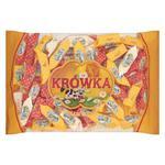 Cukierki SOLIDARNOŚĆ Krówka mleczna 1kg. w sklepie internetowym Biurowe-zakupy.pl
