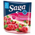 Herbata eksp. SAGA malina op.25 w sklepie internetowym Biurowe-zakupy.pl