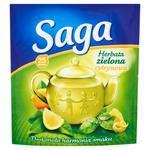 Herbata eksp. SAGA zielona z cytryną op.25 w sklepie internetowym Biurowe-zakupy.pl