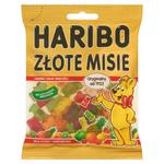 Żelki HARIBO złoty miś op.200 w sklepie internetowym Biurowe-zakupy.pl