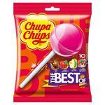 Lizak CHUPA CHUPS mini mix op.10szt. Folia w sklepie internetowym Biurowe-zakupy.pl