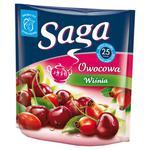Herbata eksp. SAGA dzika róża wiśnia op.25 w sklepie internetowym Biurowe-zakupy.pl