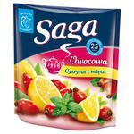 Herbata eksp. SAGA róża cytryna mięta op.25 w sklepie internetowym Biurowe-zakupy.pl