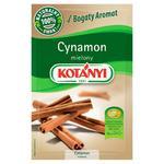 Przyprawa KOTANYI cynamon 18g w sklepie internetowym Biurowe-zakupy.pl