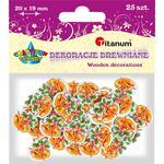 Dekoracje TITANUM dzwonki op.25 307764 w sklepie internetowym Biurowe-zakupy.pl