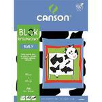 Blok rysunkowy CANSON A4 20k. - biały w sklepie internetowym Biurowe-zakupy.pl