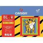 Blok rysunkowy CANSON A3 kolorowy w sklepie internetowym Biurowe-zakupy.pl