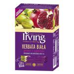 Herbata eksp. IRVING White - granat agrest 20kop. w sklepie internetowym Biurowe-zakupy.pl