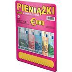 Pieniądze atrapy ADAMIGO Euro - banknoty + monety w sklepie internetowym Biurowe-zakupy.pl