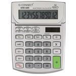 Kalkulator Q-CONNECT 12-cyfrowy KF01605 w sklepie internetowym Biurowe-zakupy.pl