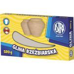 Glina rzeźbiarska ASTRA 520g. w sklepie internetowym Biurowe-zakupy.pl