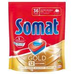 Tabletki do zmywarki SOMAT 36szt GOLD do zmywarki w sklepie internetowym Biurowe-zakupy.pl