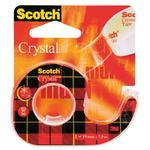 Taśma biurowa 3M Scotch Cristal dyspenser 19x7,5m w sklepie internetowym Biurowe-zakupy.pl