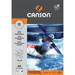 Kalka kreślarska CANSON A4 90g. 10k. w sklepie internetowym Biurowe-zakupy.pl