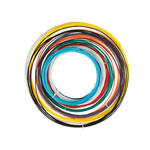 Zestaw filamentów ABS 10 kolorów do długopisów 3d w sklepie internetowym Krzytronik.pl