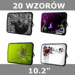 "Etui na tablet notebook netbook laptop 10.2"" w sklepie internetowym Krzytronik.pl"