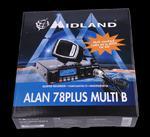 Radio CB ALAN 78 PLUS MULTI w sklepie internetowym Krzytronik.pl