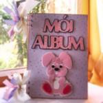 Mój album - album dla dziewczynki w sklepie internetowym Trendymania.pl