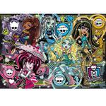 CLEMENTONI 200 EL. Jewels Monster High w sklepie internetowym TerazGry.pl