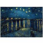 RAVEN. 1000 EL. Van Gogh Gwieździsta Noc w sklepie internetowym TerazGry.pl