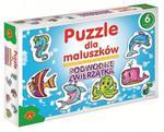 Puzzle dla maluszków - Podwodne zwierzątka w sklepie internetowym TerazGry.pl