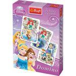 Karty Domino Księżniczki TREFL w sklepie internetowym TerazGry.pl
