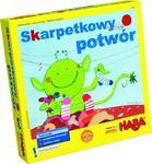Skarpetkowy potwór - Poznań, hiperszybka wysyłka od 5,99zł! w sklepie internetowym TerazGry.pl
