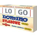 Domino Sylabowe Logo ADAMIGO - Poznań, hiperszybka wysyłka od 5,99zł! w sklepie internetowym TerazGry.pl