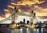 Puzzle 1000 el. Tower Bridge / Londyn w sklepie internetowym TerazGry.pl