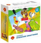 Rysowanie - Zmazywanie 4 (zwierzątka) w sklepie internetowym TerazGry.pl