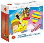 Rysowanie - Zmazywanie 6 (dla chłopców) w sklepie internetowym TerazGry.pl