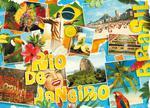 Puzzle 3000 el. Rio de Janeiro w sklepie internetowym TerazGry.pl