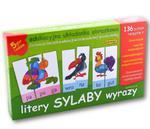 Zest. Edukacyjny Litery Sylaby ADAMIGO w sklepie internetowym TerazGry.pl