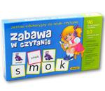 Zest. Edukacyjny Zabawa Czytanie ADAMIGO w sklepie internetowym TerazGry.pl