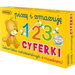 Zest. Piszę i Zmazuję Cyferki ADAMIGO w sklepie internetowym TerazGry.pl