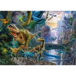 1000 EL. Magic 3D Dinozaury CLEMENTONI w sklepie internetowym TerazGry.pl
