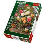 4000 EL. Kwiaty dla Królowej Elżbiety TREFL w sklepie internetowym TerazGry.pl