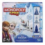 Monopoly Junior Frozen edition HASBRO w sklepie internetowym TerazGry.pl