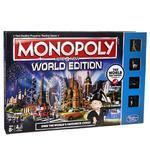 Monopoly Tu i Teraz Edycja Świat HASBRO w sklepie internetowym TerazGry.pl