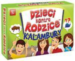 Dzieci kontra rodzice: Kalambury w sklepie internetowym TerazGry.pl