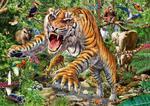 PQ Puzzle 500 el. Atak tygrysa w sklepie internetowym TerazGry.pl