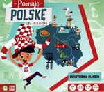 Poznaję Polskę - Gra Edukacyjna w sklepie internetowym TerazGry.pl
