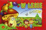 W lesie, W sadzie - 2 gry w sklepie internetowym TerazGry.pl
